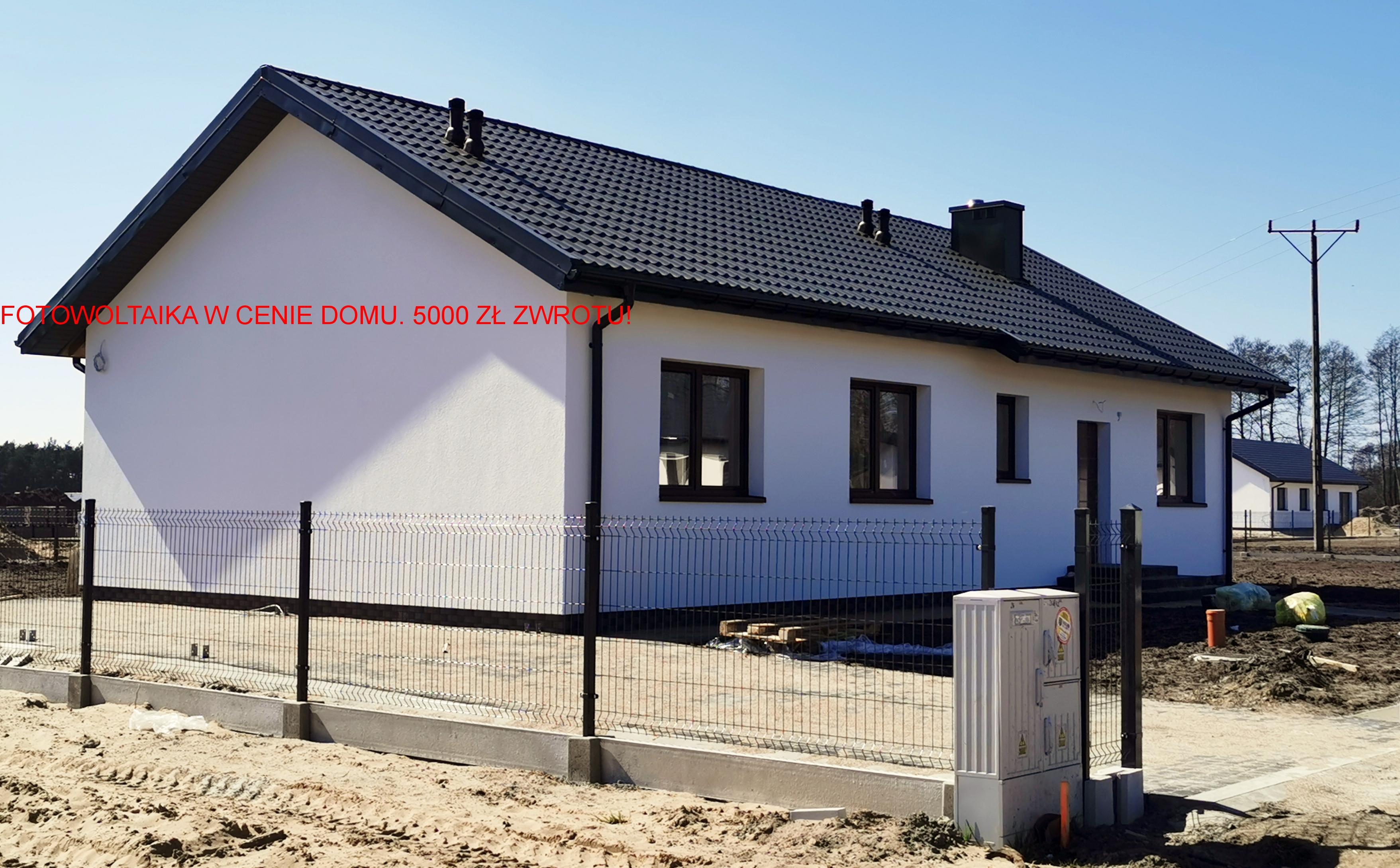 Dom  na sprzedaż Osiek